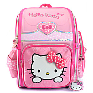 Школьный ранец-рюкзак Sanrio Hello Kitty BP13501 (0-3 класс, 18 литр)