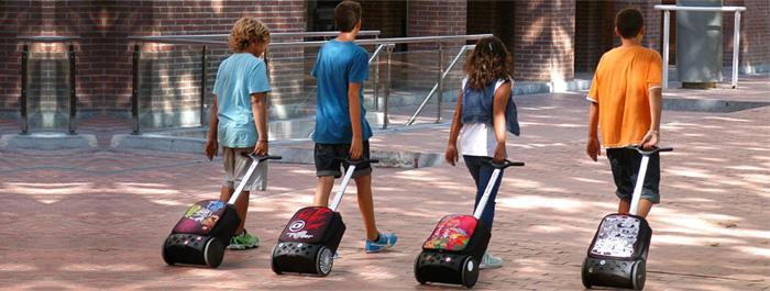 Рюкзак на колесиках Roller Nikidom Reef арт. 9022 (19 литров), - фото 7