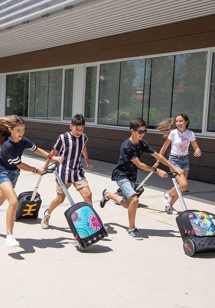 Рюкзак на колесиках Roller Nikidom Reef арт. 9022 (19 литров), - фото 13