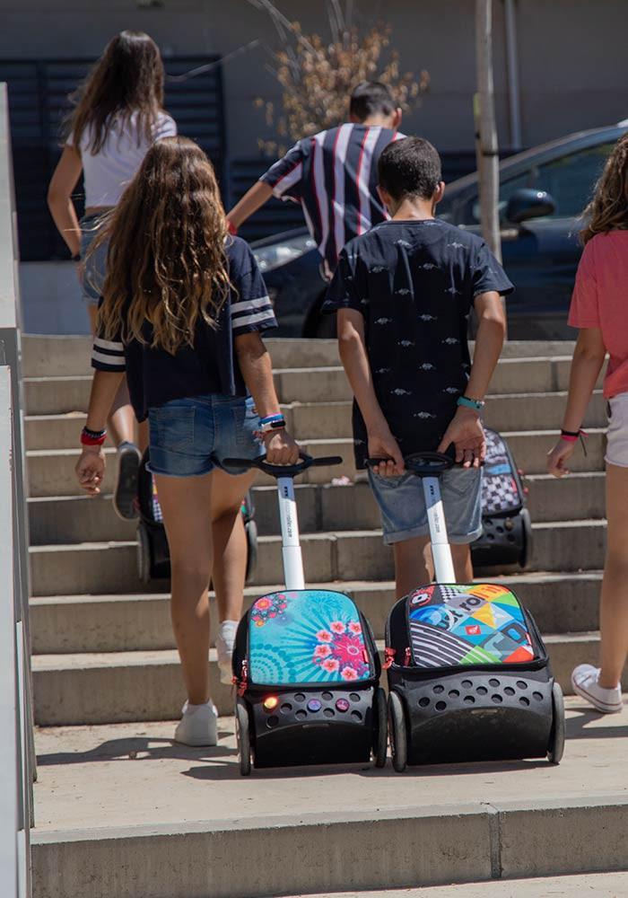 Рюкзак на колесиках Roller Nikidom Reef арт. 9022 (19 литров), - фото 12